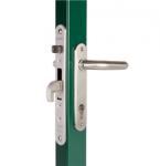 Комплект врезного замка LOCINOX H-Metall-Set 80 mm