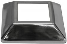 Крышка для квадратной стойки  40х40 мм (AISI304), арт.064-3