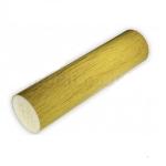 Поручень пластиковый ПВХ, текстурный дуб