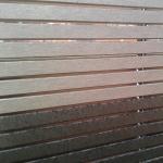 Забор ранчо Реечная панель