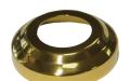 Крышка низа стойки Ø38, под золото (AISI304), арт. 077-88