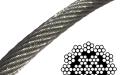 Трос нержавеющий д6, декоративный(AISI304), арт. 395
