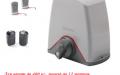 Комплект для откатных ворот PUMAI4 до 400кг. (инвертор)