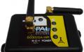 GSM-модуль sg302ga-wr с поддержкой пультов для управления автоматикой, дверями, воротами (желтый)